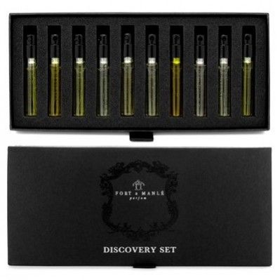 Forte & Manle discovery set