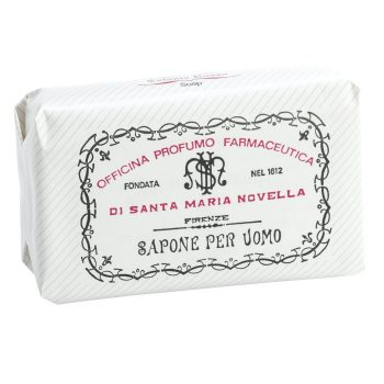 SMN mens patchouli soap