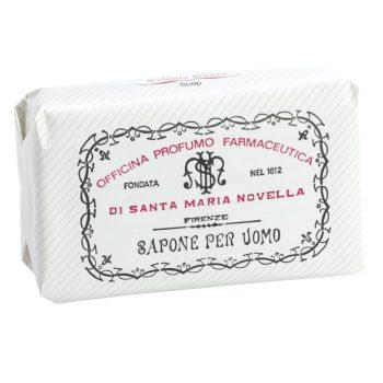 SMN mens patchouli soap