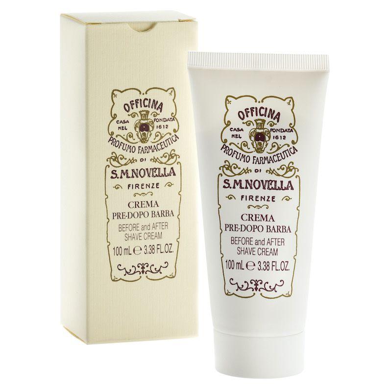 SMN preshave cream