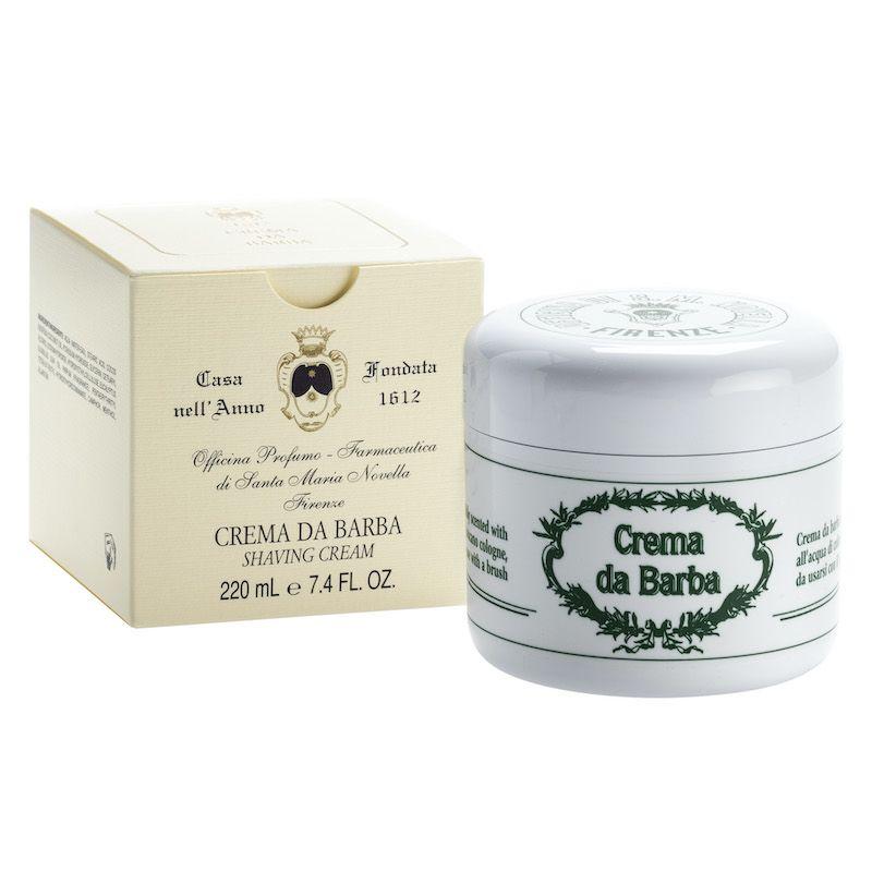 SMN shaving cream