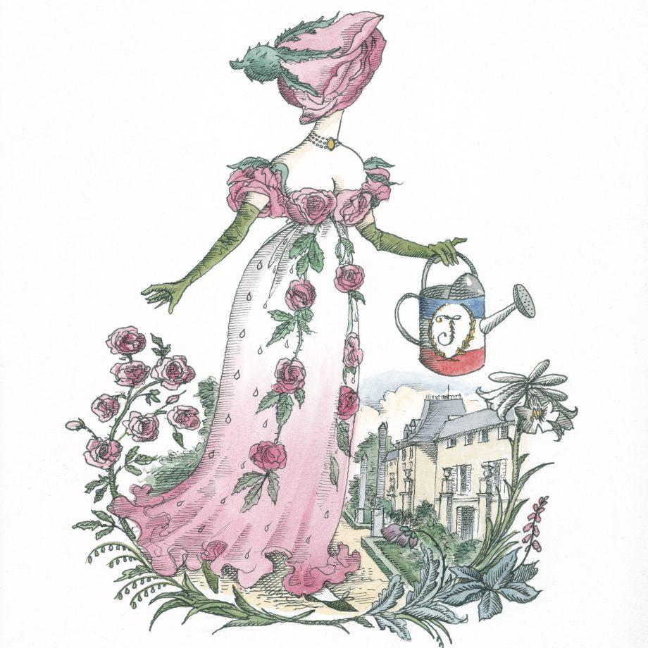 Josephine illustration