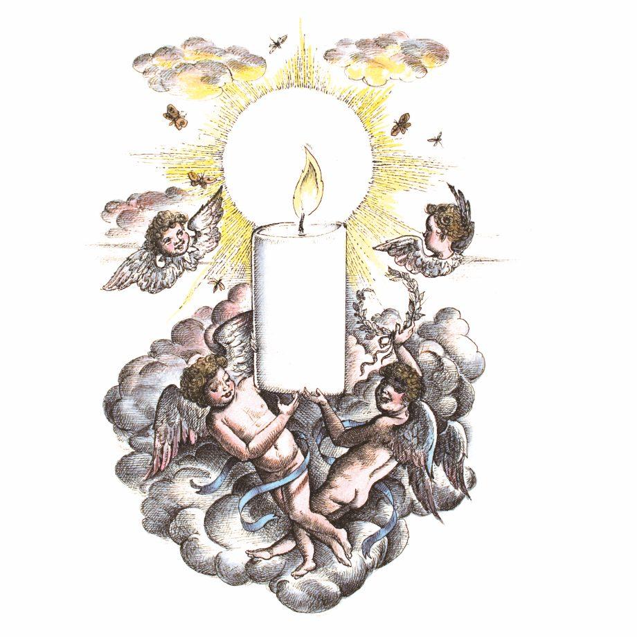 Spiritus Sancti illustration
