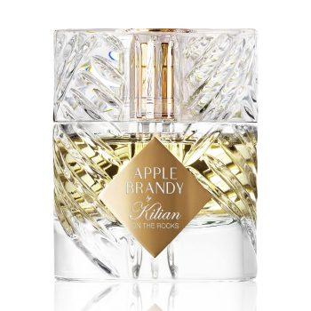 Apple Brandy on the Rocks